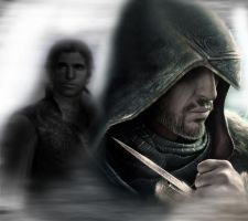 My name is Ezio Auditore by CyrodiilicBrandy