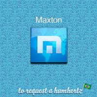 Maxton Browser Icon by Schulerr