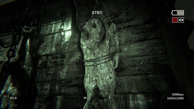 OutLast 2 Gameplay On Hard Mode by DepressiveMadness