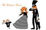 The Cobblepot Family by sydneypie