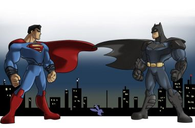 DC Infinity style? by psychotoonist