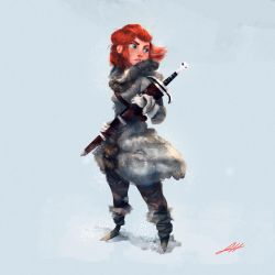 Ygritte by LuanHs