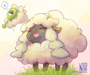 Wooloo by Niconekoness