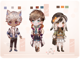 [Closed]: Adopt batch auction 9 by yuxiu