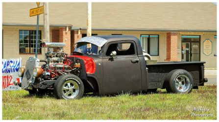 Cool Rat Rod by TheMan268