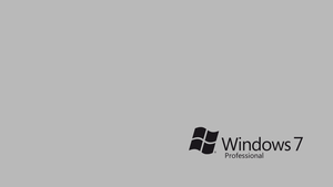 Simple Windows 7 by ossiram