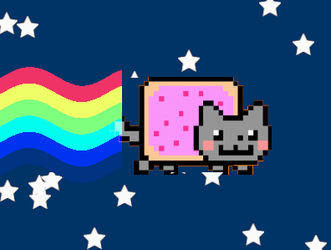 Nyan cat for AVS by WotL
