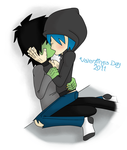 RP- Happy V-Day by daveactualstrider