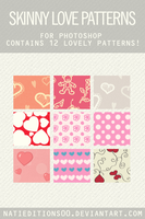 + Skinny Love Patterns |12| by natieditions00