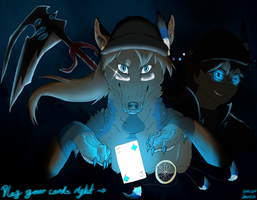 .:Contest Entry:. Skythewolfdog9~ by SapphireWolf100