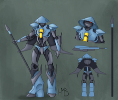 TFP Malocide (old ref) by HMB-BellyBomb