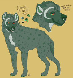 gnoll reference by barfs