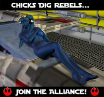 Join the Rebellion by Giolon
