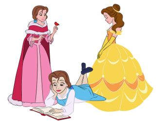 Belle Trinity by Nippy13
