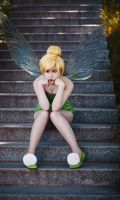 Tinkerbell - Little Drama Queen by Tink-Ichigo