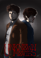 Unknown Movies - Fanart by Dunklayth