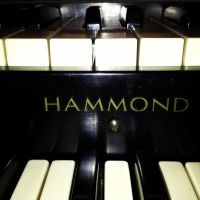 Hammond Organ by danduskin