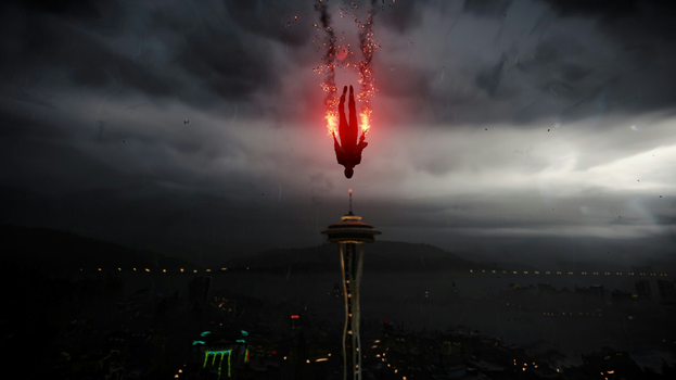 Infamous : Second Son Screenshots by Dynamicz34