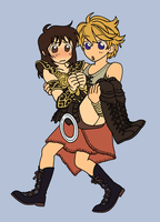 Xena Style by Arianod