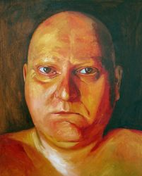 self portrait september 2014 by picasio