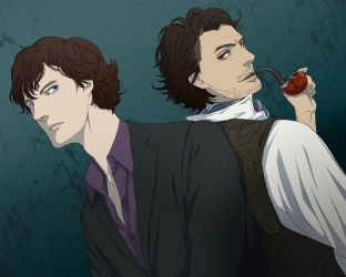 Sherlocks by doubleleaf