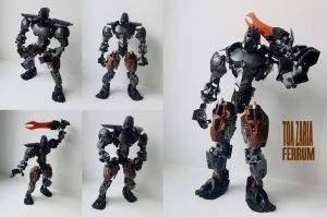 Toa Zaria by Tails-N-Doll