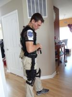 Chris Redfield Cosplay - Resident Evil by Cosplay4UsAll