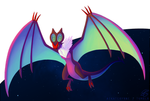 Noivern by RadissonClaire