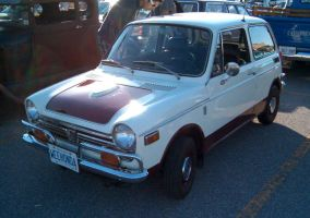 Wee Honda 600 Coupe by Ripplin