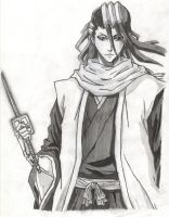 Byakuya Kuchiki - Bleach by Lucas1996