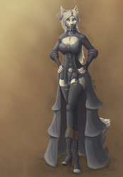 Steam Punk Vixen by Stalhammer