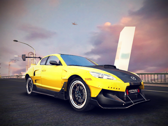 Mazda RX8 Special Edition by GamePonySly