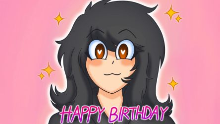 Happy Birthday Suzee by Mr-Ms-Faded