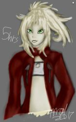 Mordred Painting by 0AngelBeast0