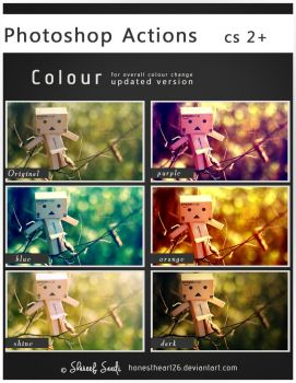 photoshop actions - 4 by Honestheart26