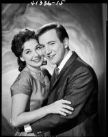 Rita Gam and Bobby Darin 1960 by Roger-Wilco-66