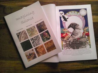 Imagining Science - Exhibition Catalogue by Immy-is-Thinking