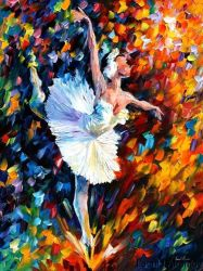 DANCE OF THE SOUL by Leonidafremov
