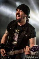Volbeat:  Rob Caggiano by basseca