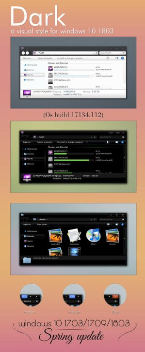 Guide To Installing Windows 10 Themes by niivu on DeviantArt