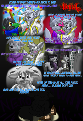 The Highest Bet Guest Comic - Painful Memories by Hukley
