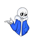 Sans by SHADOWFAN996