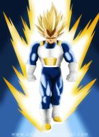 Call Me Super Vegeta !! by Ziga-13