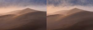 desert bg practice by talons-and-tails