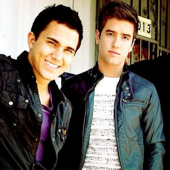 Carlos and Logan. by BigTimeLovato