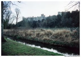 Arundel castle 5 by gmtb-stock