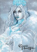 Snow Queen - Lynne Anderson by Pernastudios