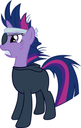Solid Sparkle by LeRauxArt