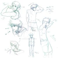 +Sketch Dump_March+ by Chinchikurin