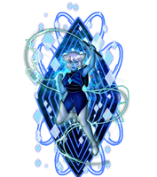 Holly Blue Agate by Icempress